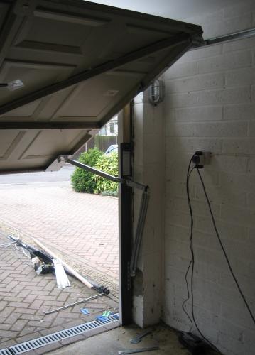 Cardale Autoglide Mkiii Garage Door Opener