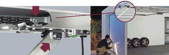 Hormann Promatic Electric Garage Door Opener Specification