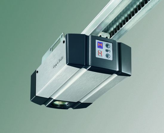 Hormann Supramatic E And Supramatic P Electric Garage Door